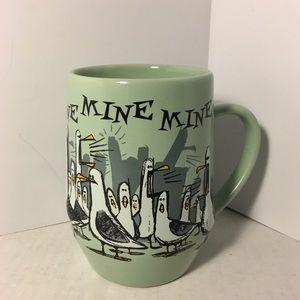 Disney Finding Nemo Mine Mine Mine 3D Ceramic Mug
